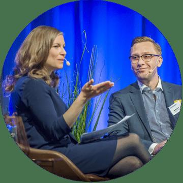 Moderator Göteborg Amanda Termén