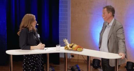 Språng Kommunikation Amanda Termén moderator Göteborg