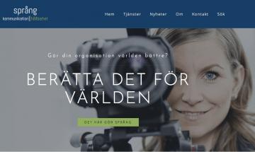 Språng Kommunikation Göteborg