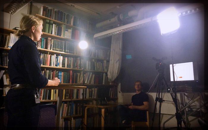 e-learning videoföreläsningar filmproduktion göteborg