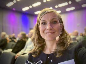 Amanda Termén moderator Göteborg hållbarhet Aktiespararna